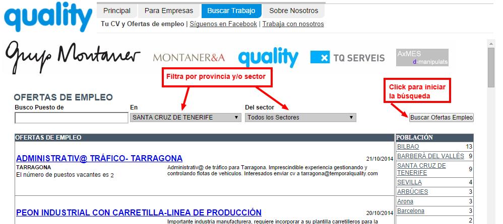 Oferta De Empleo En Tenerife Para Trabajo Temporal Compartiendo