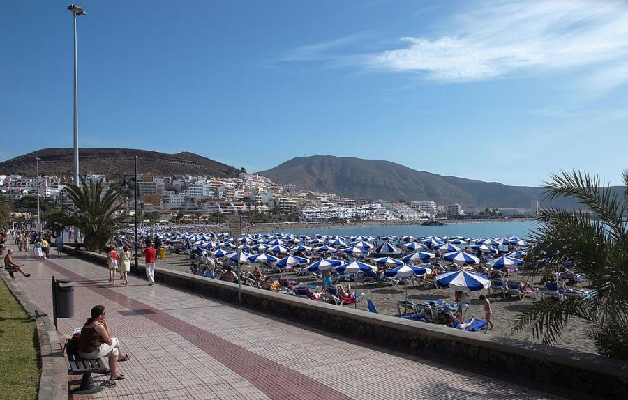 Tenerife_Los cristianos